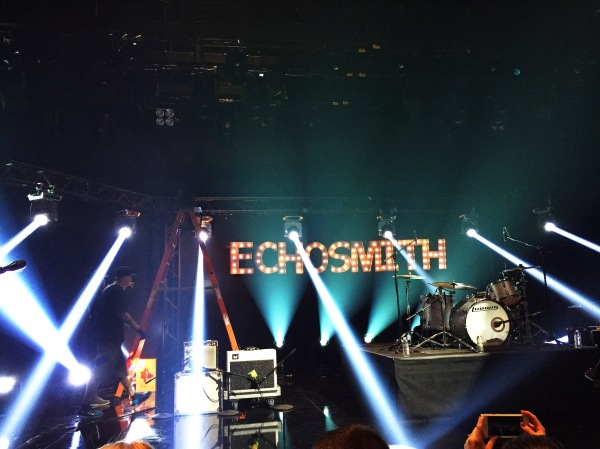 Echosmith Commercial Shoot