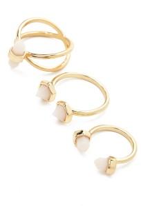 Forever 21 Rings