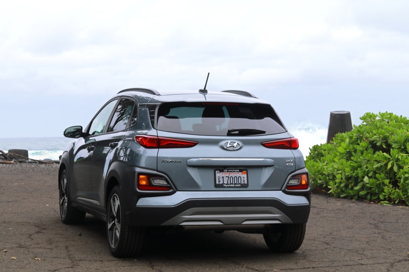 Erikadvm Hawaii Hyundai Kona