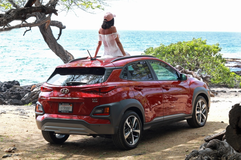 Hyundai Kona Erikadvm Hawaii Trip
