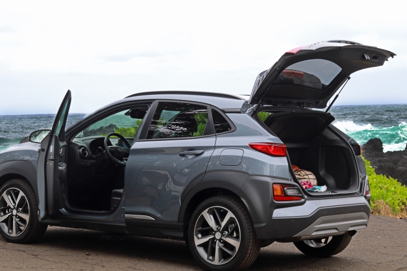 Hyundai Kona Wander With Love Travels